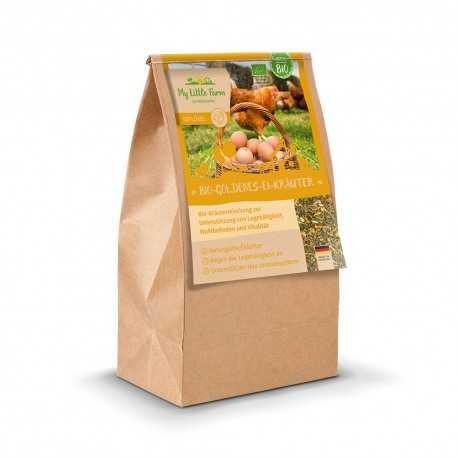 My Little Farm Bio-Golden-Ei-Kräuter mélange d'herbes stimulantes pour la ponte
