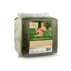 Foin de prairie de montagne BERGBAUERN-HEU issu d'une production durable