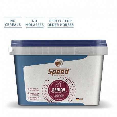 SPEED N°1 SENIOR complément minéral vitaminé concentré