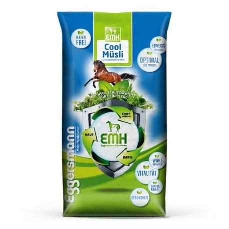 EMH Cool Muesli Eggersmann aliment floconné complet pour chevaux sac de 20kg ou big bag de 700kg