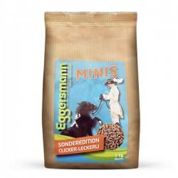 Eggersmann MINIS friandises sans céréales clicker pour chevaux miniatures et mini