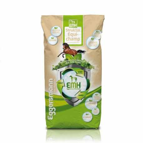 EMH Struktur Equichamp Eggersmann Müsli probiotique