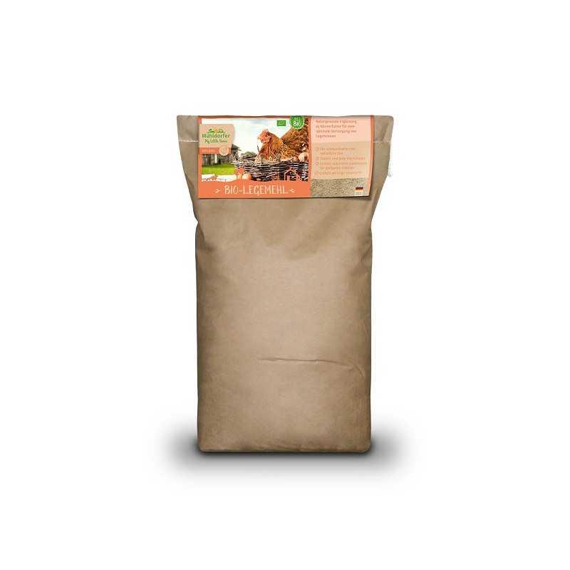 aliment bio pour poules pondeuse my little farm bio legemehl. Black Bedroom Furniture Sets. Home Design Ideas