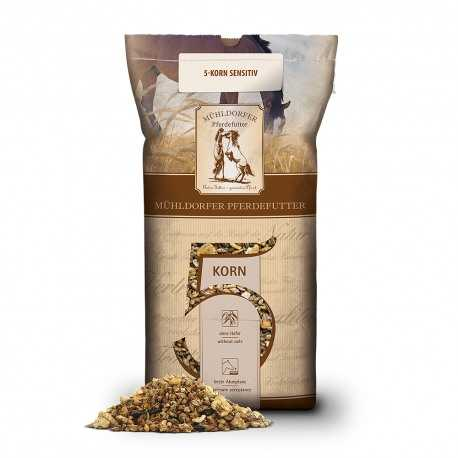 Mühldorfer muesli 5 Céréales Sensitive sans additifs et 100% naturel 5011-S