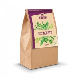 SPEED herbal power BEAUTY mélange de plantes pour le derme et le poil