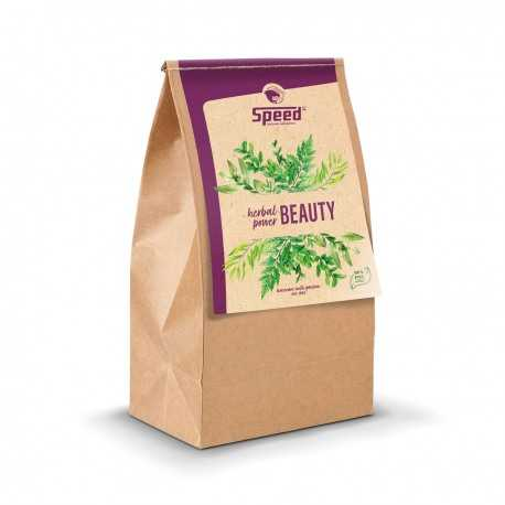 SPEED herbal power BEAUTY mélange de plantes pour la peau et le poil