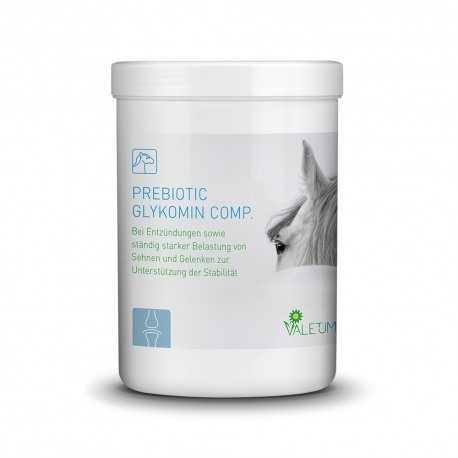 Prebiotic Glykomin Comp. VALETUMED pour le tissu conjonctifs - articulations - tendons