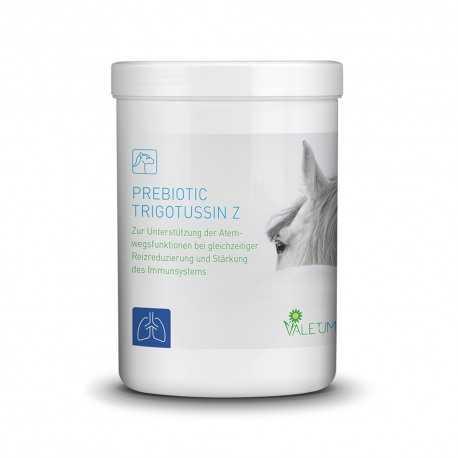 Prebiotic Trigotussin Z Valetumed pour les voies repsiratoires