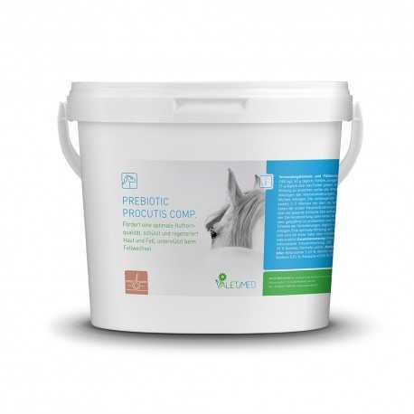 Prebiotic Procutis Comp. Valetumed régénération des sabots, des pieds et de la peau