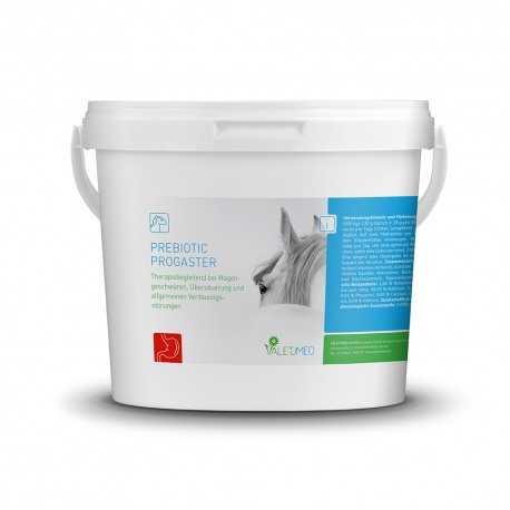 Prebiotic Progaster Valetumed pour le traitement des ulcères - suracidité gastrique