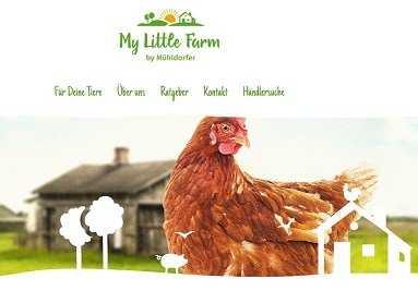 My Little Farm Aliments pour poules - oiseaux - basse-cour